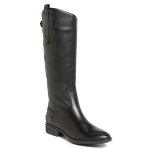 Sam Edelman Black Penny Boot